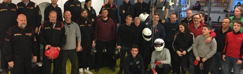 Speedlab segrar i DRC 2018, All in får nöja sig med 2:a efter 3 raka totalsegrar..