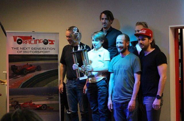 Tack för i år… Finalen för Darbom Racing Cup är klar. Norm bygg vinnare 2019